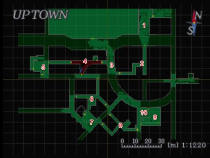 Uptown Map 2