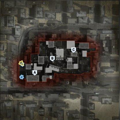 Crash Map Layout