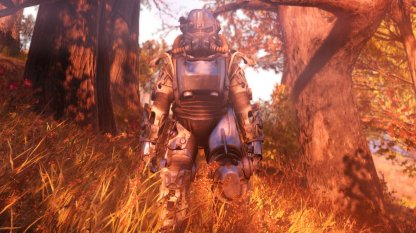 Fallout 76 How to Get Power Armor T-45