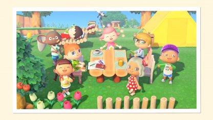 Nintendo Direct Photopia Reflect Seasons