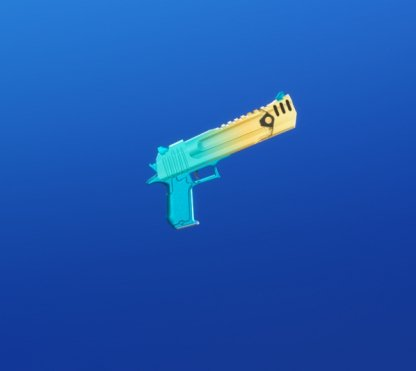 FADED COOL Wrap - Handgun