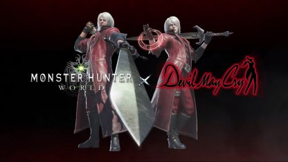 Devil May Cry Collaboration Event