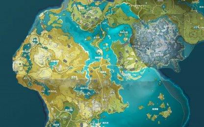 All Violetgrass Locations