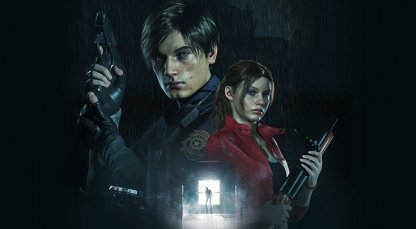 Resident Evil 2:New Game Play Experience