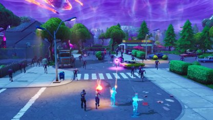 Horde is Contained within Retail Row