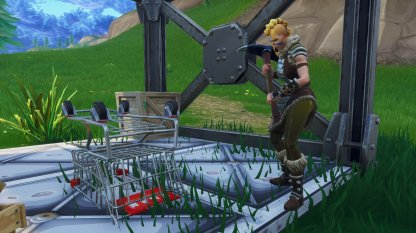 Flipping the Shopping Cart