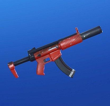 BATTLE BARN Wrap - Submachine Gun