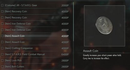 Deal Increased Damage With Assault Coins