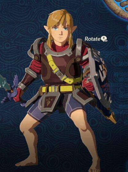 Flamebreaker Armor