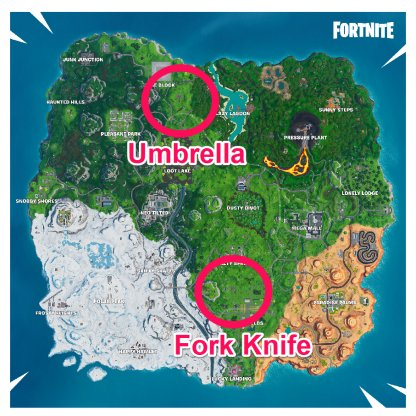 Mine Locations