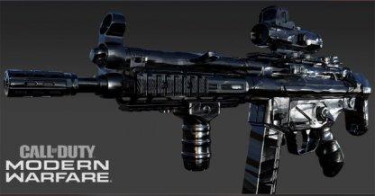 New Weapon Camo: Obsidian Camo