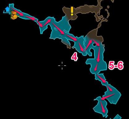 Eden-6 - Voracious Canopy Map 1