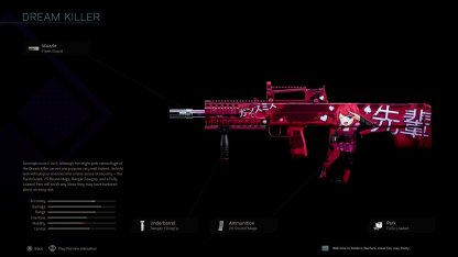 Warzone Cosmetics Usable For CODMW