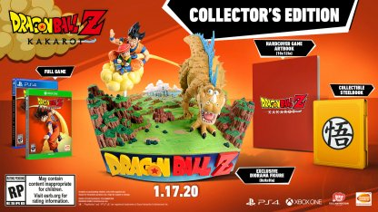 Dragon Ball Z: Kakarot Collector