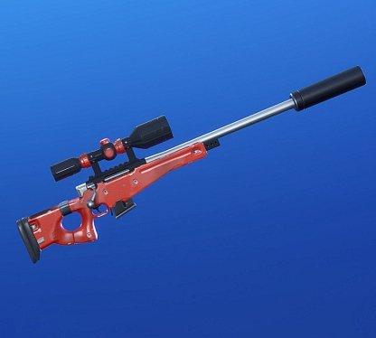 BATTLE BARN Wrap - Sniper Rifle