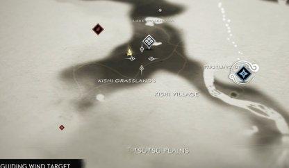 The Legend Of Tadayori Map Location