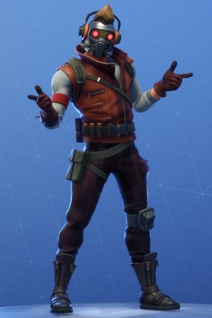 STAR-LORD OUTFIT Front