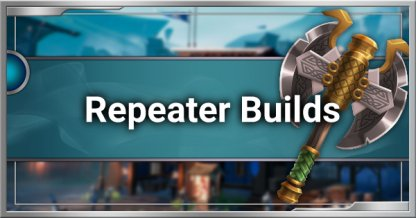 Ostian Repeater Build Guide - Recommended Builds & Tips