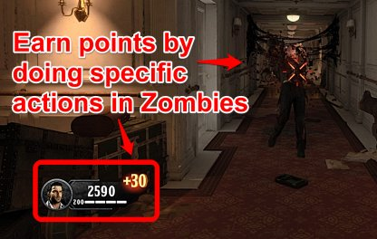 CoD: BO4: Zombies - Points