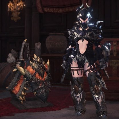 High DPS Build For Sword & Shield