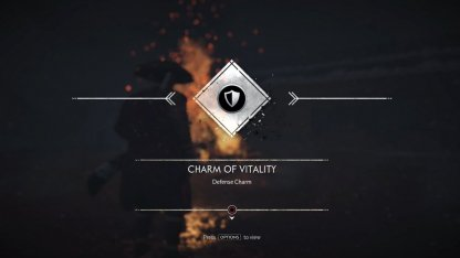 Receive Charm Of Vitality