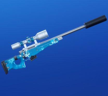 BIG FLAKE Wrap - Sniper Rifle