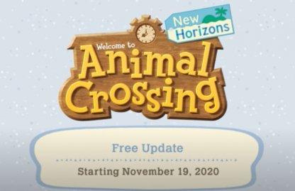 Coming In Winter Update