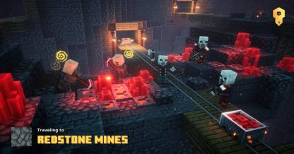 First Met In The Redstone Mines