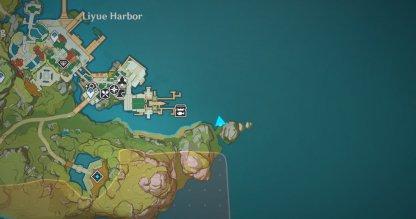 Liyue Harbor