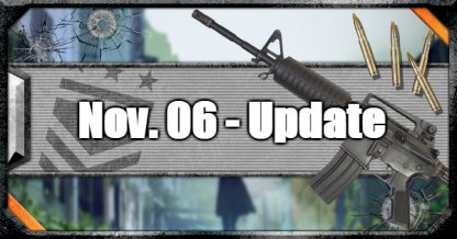 COD BO4 November 6 Update