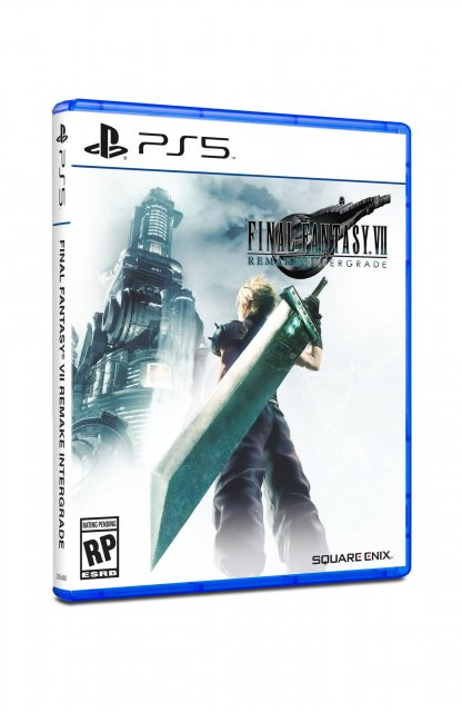 FF7 Remake Integrate Edition For PS5!