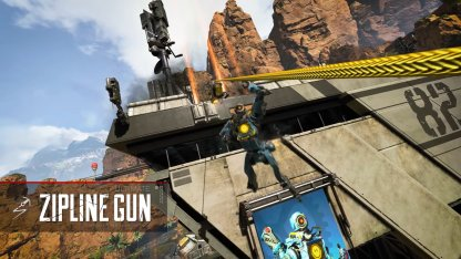 Apex Legends Pathfinder Guide Abilities Tips Zipline Gun