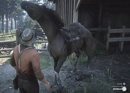 Red Dead Redemption 2 Epilogue 1 Fatherhood for Beginners