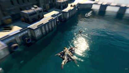 CoD: BO4 glider wingsuit