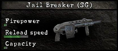 Jail Breaker SG