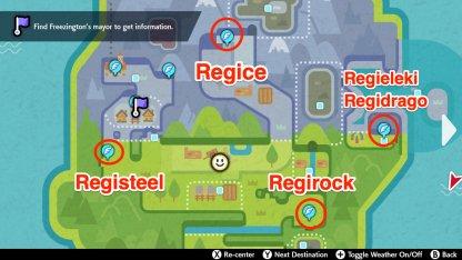 Regi Locations