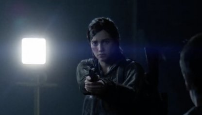 Main Character of the last of us 2