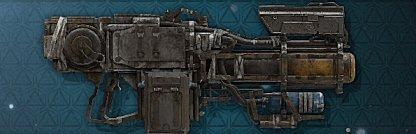 Lurker Grenade Launcher