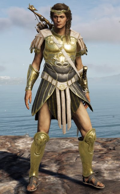 Legendary Armor Set List & Locations Guide - Assassin's Creed Odyssey