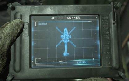 Attack Chopper Support