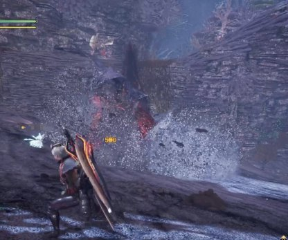 Silver Rathalos - Try To Start A Turf War