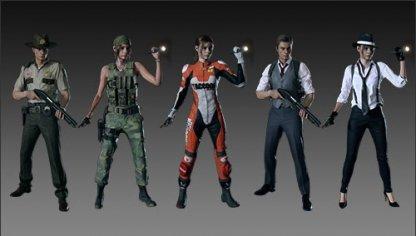 Resident Evil 2 Costume DLC