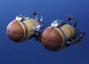 Glider skin Image DIRIGIBLE