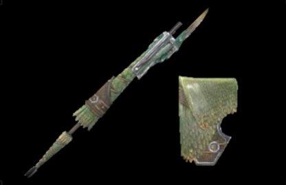 Pukei Gunlance II