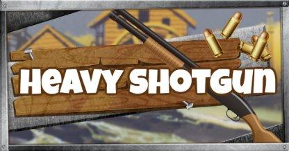 Heavy Shotgun Guide - Damage, DPS, Stats & Tips