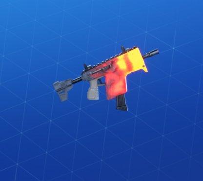 METEOR Wrap - Submachine Gun