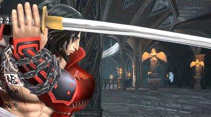 Vengeful Samurai Demon Hunter