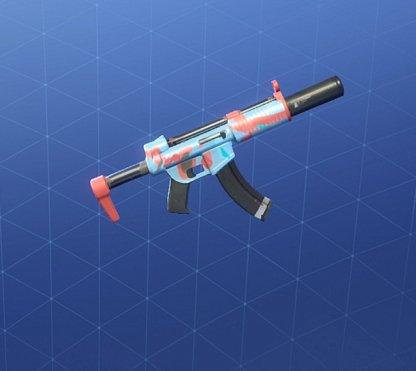 RHINO Wrap - Submachine Gun