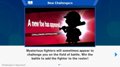 A New Fighter to Add To Your Roster
