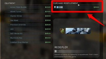 Redeploy From Buy Stations